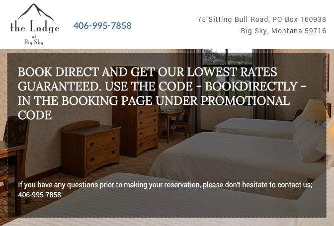 Book Direct With Best Discount Online.