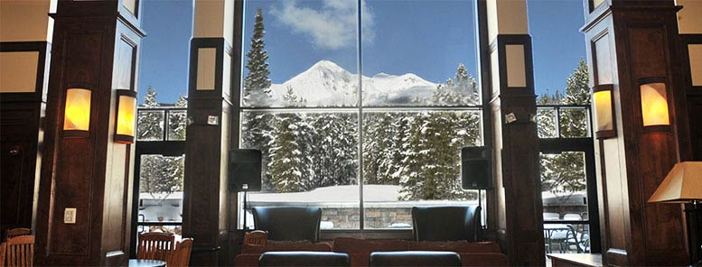 Big Sky Boutique Hotel Located at Slope Side