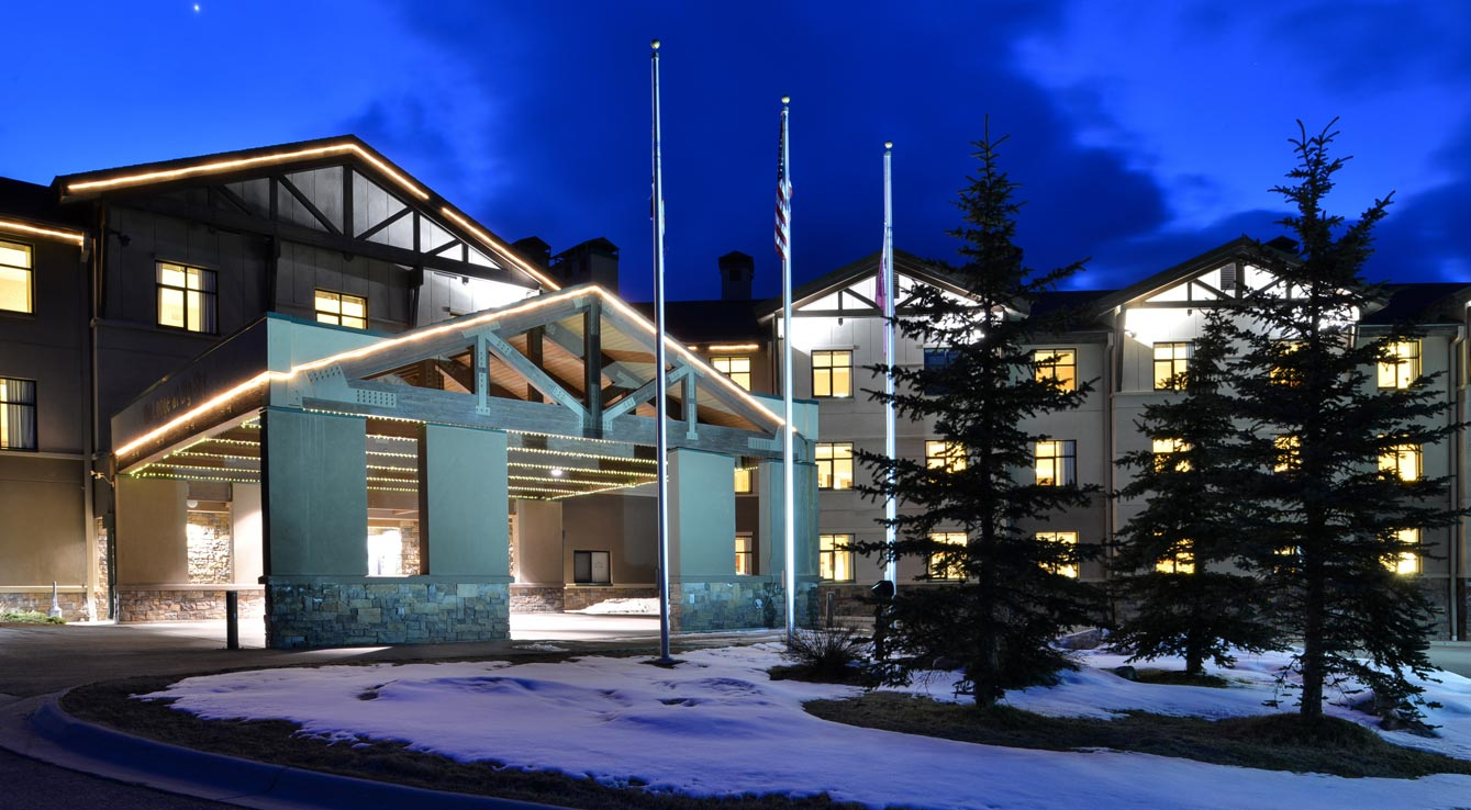 The Lodge at Big Sky, Montana