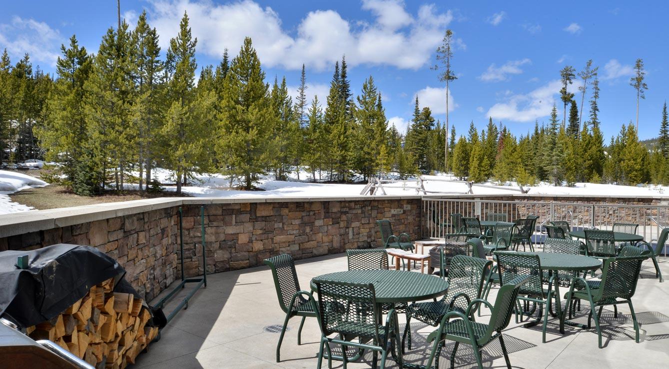 The Lodge at Big Sky, Montana